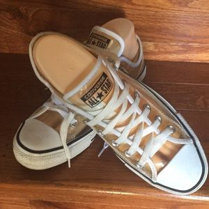 All Star Converse Polyurethane Sneakers